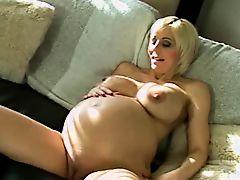 Milf pregnant pornstar