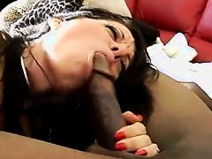Hot Whore Takes BBC in The Ass