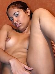 Pussy Diddling Ebony