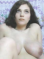 Pregnant Teen Pussy Rubbing