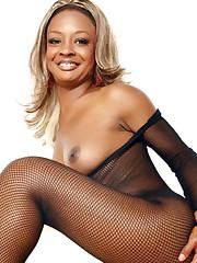 Curvy Ebony Vixen Fyre