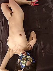 Asian Butterfly Babe