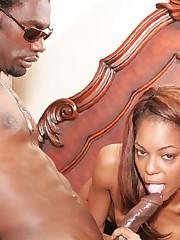 Ebony Marie Luv Anal