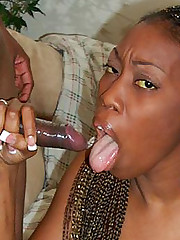 Cumhosed Black Babe