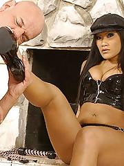 Christina Sexy Femdom