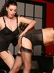 Anastasia Trains Love Slave