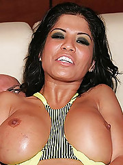 Busty Alexis Cock Crammed