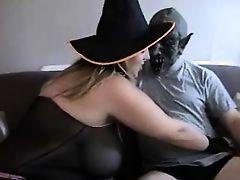 busty girl - halloween costume
