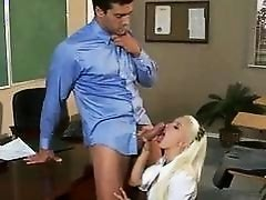 Tart Stevie Shae gobbles down her teachers dick