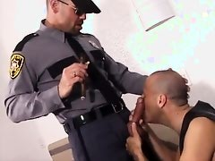 Cigar Cop Smoker Sex